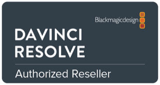 Authorzied Reseller for Davinci Reslove