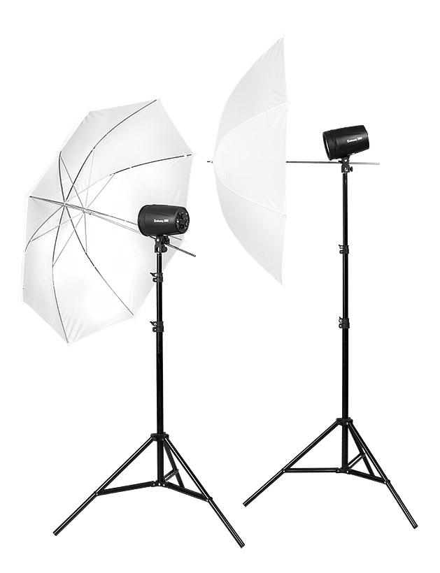Delicacy-400 Mini - комплект студийно осветление
