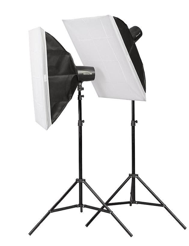 Delicacy-400S - комплект студийно осветление