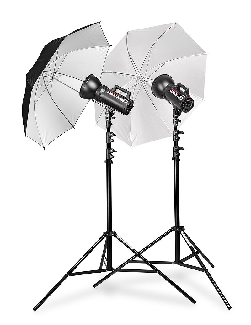 CraftLine GS-600 Mini - studio lighting kit