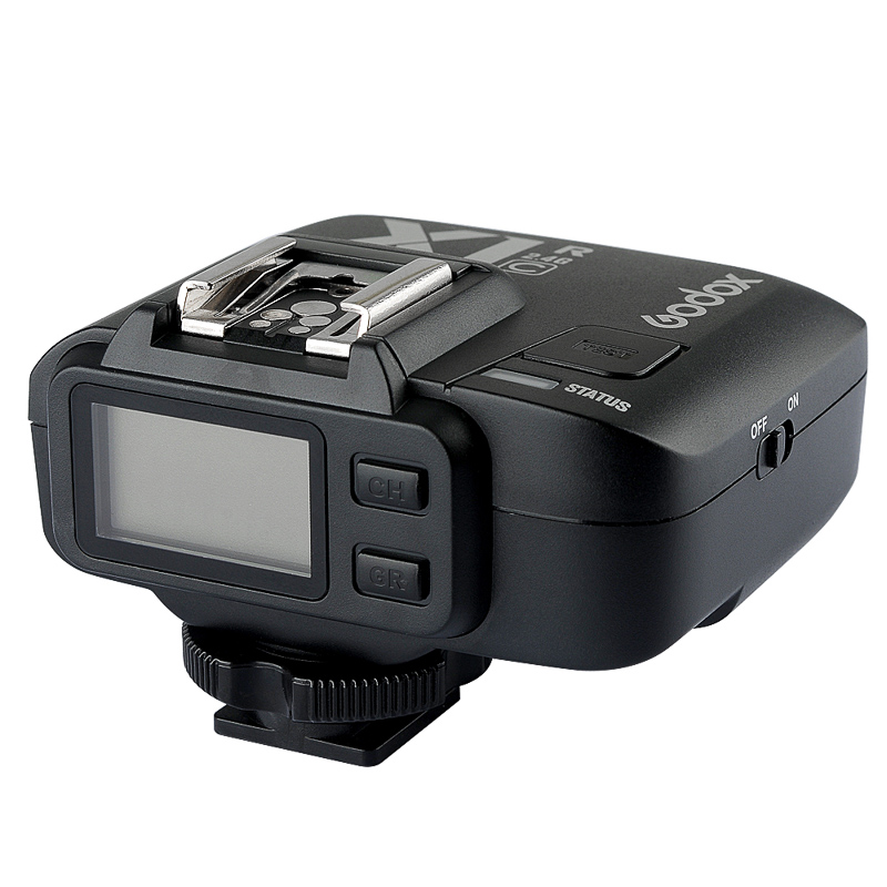 TTL Радиосинхронизатор Godox X1RC - приемник за Canon