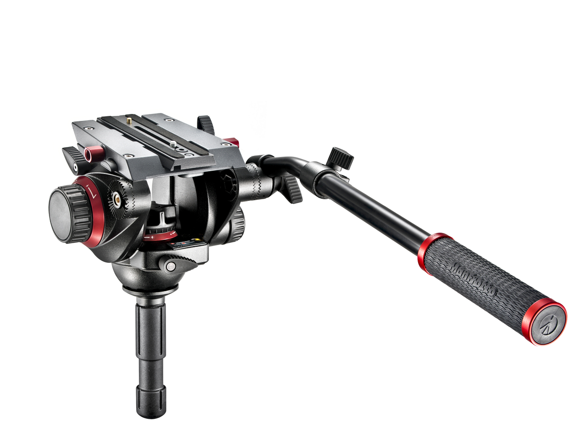 Manfrotto Pro Video Head 75 (504HD) видеоглава