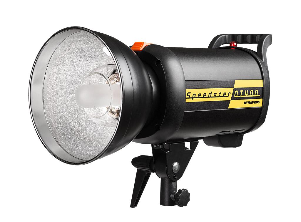 Speedster 400QT Студийна светкавица