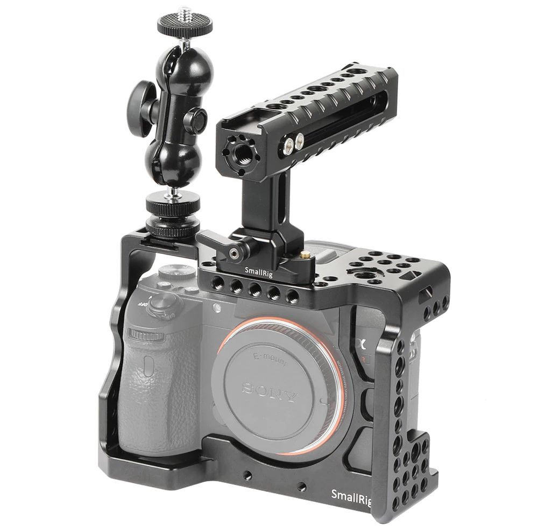 Клетка SmallRig за камера Sony A7RIII/A7III  - Комплект
