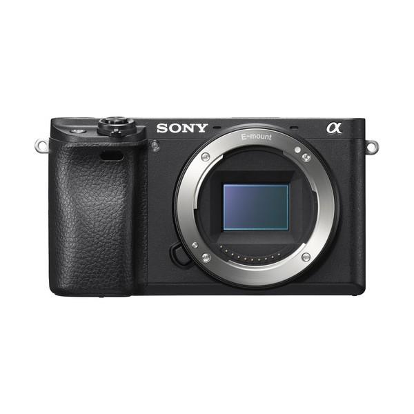 Фотокамера Sony A6300 Black (Тяло)