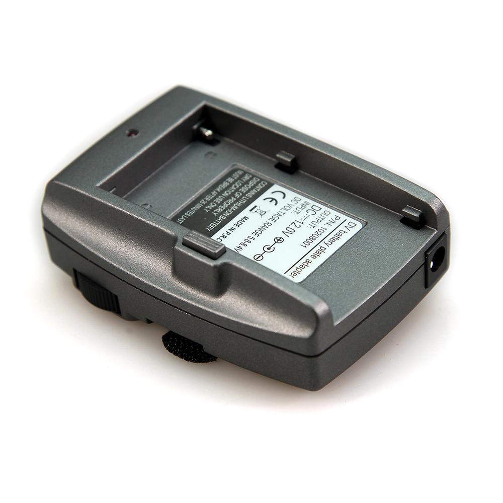 DV адаптер за батерии SmallRig, от 7,2V към 12V за камери и монитори