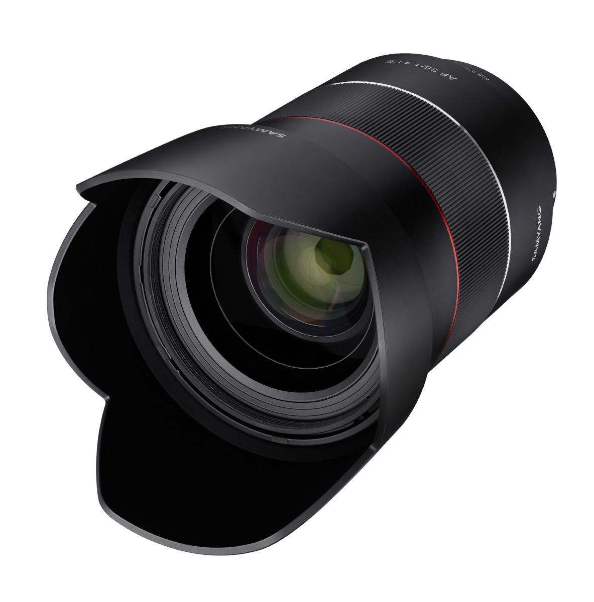 Обектив Samyang AF 35mm f1.4 Sony FE