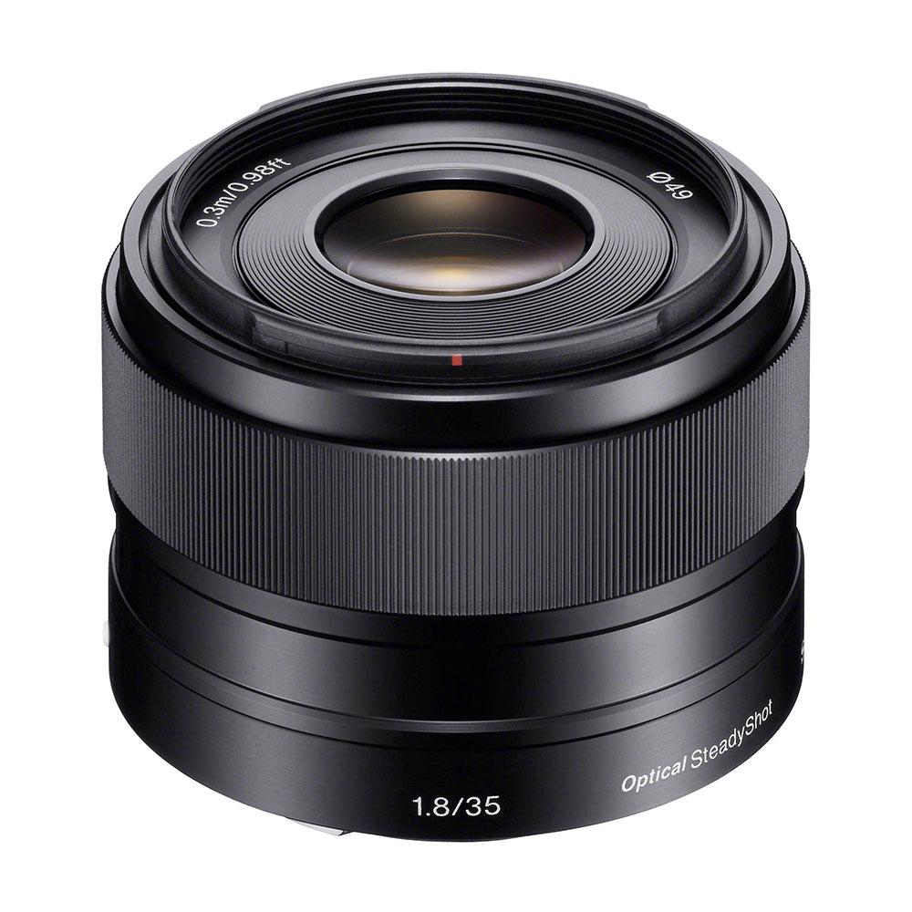 Обектив Sony E 35mm F1.8 OSS