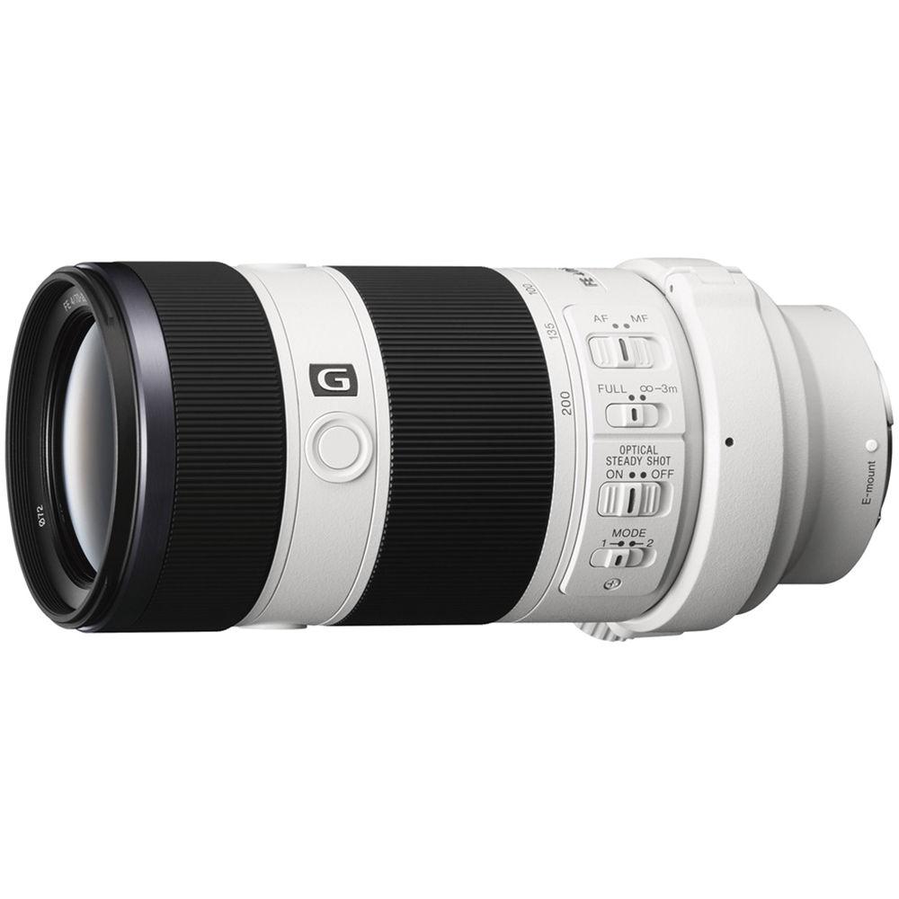 Обектив Sony FE 70-200mm F2.8 GM OSS