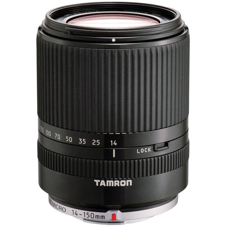 Обектив Tamron 14-150mm f/3.5-5.8 Di III Micro 4/3