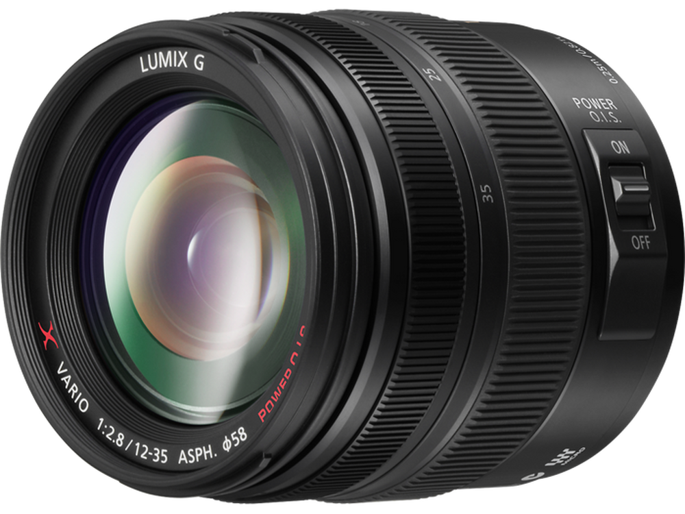 Обектив Panasonic LUMIX G X VARIO 12-35mm f2.8 II ASPH. Power OIS