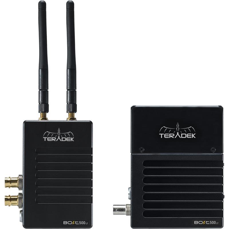 TERADEK BOLT 500 LT Wireless 3G-SDI Transmitter / Receiver Set - безжичен видео предавател и приемник