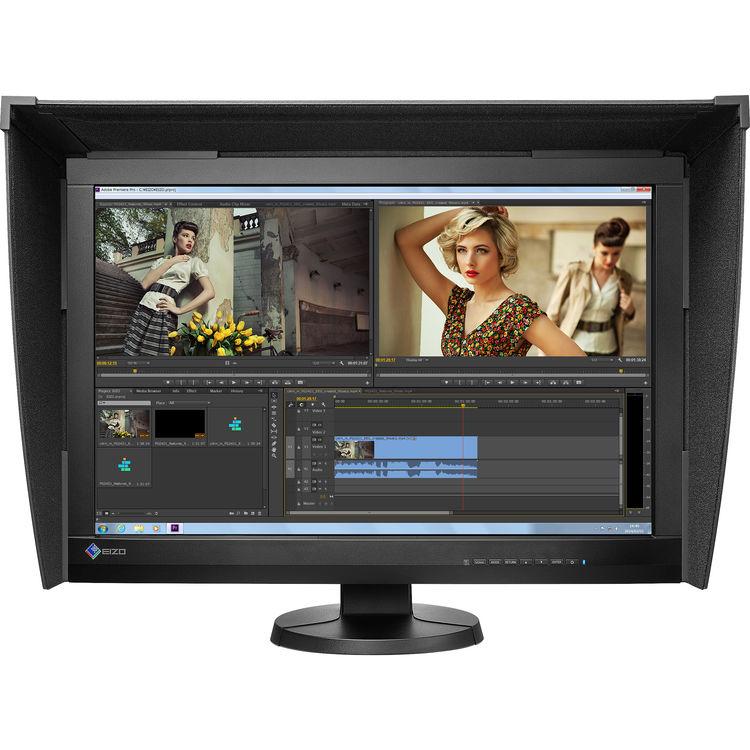 Монитор 24.1 inch EIZO CG247X с хардуерна калибровка