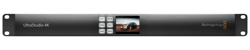 Blackmagic Design UltraStudio 4K - устройство за видео кепчер и плейаут 4К