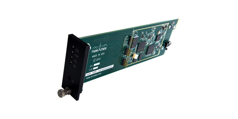 TERADEK T-RAX H.264 HD-SDI Encoder Card