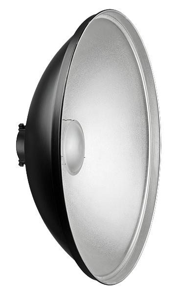 70 см рефлектор със сребриста повърхност