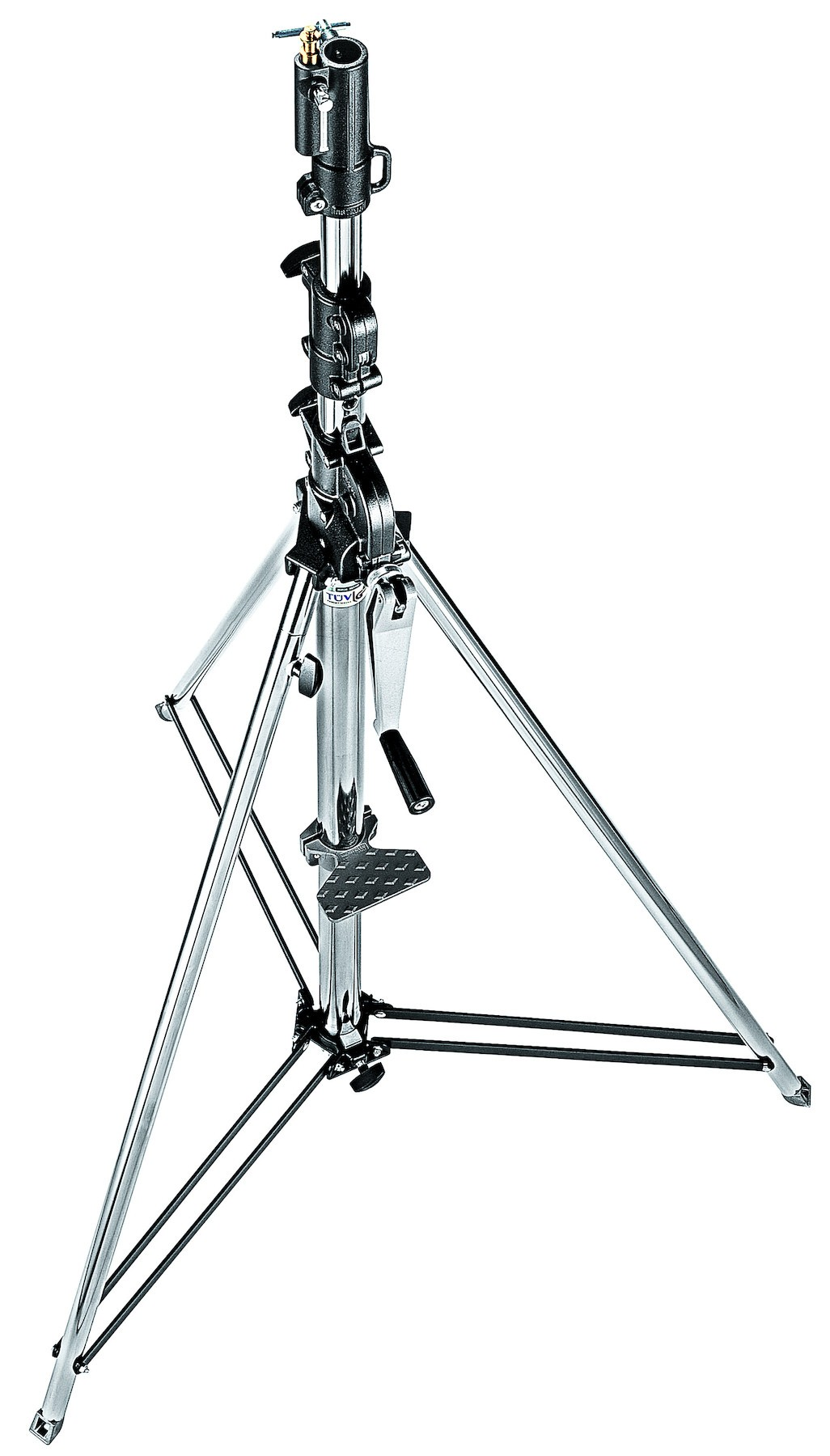 Manfrotto Avenger Wind Up Photo Stand 3-Section with Geared Column.