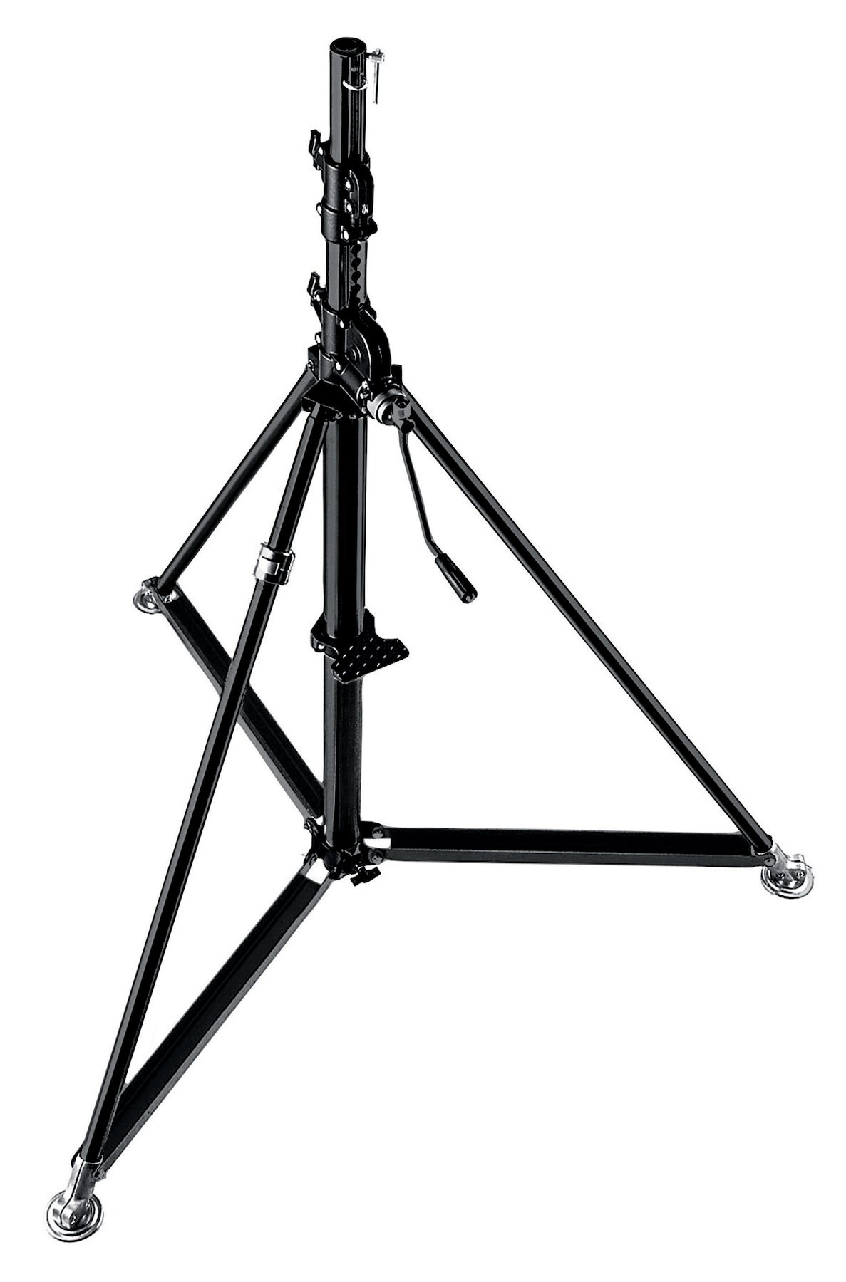 Manfrotto Avenger Stainless Steel Steel Super Wind Up Stand 387XU