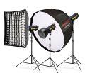 Комплект студийно осветление Speedster QT II 3x600 Premium