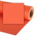 Colorama хартиен фон 2.72 x 11 м - Pumpkin