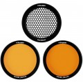 Profoto Clic Grid & Gel Kit