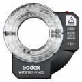 Рингова светкавица GODOX WITSTRO AR-400