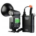 Светкавица GODOX WITSTRO AD360II-C (Canon TTL) - комплект със захранващ блок