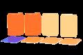 MagMod Advanced Gels - Комплект цветни филтри