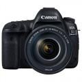 Фотоапарат Canon EOS 5D mark IV + обектив EF 24-105mm F4L IS II USM + SD 128gb