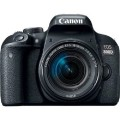 Фотоапарат Canon EOS 800D+Обектив EFs 18-55mm IS + SD64gb