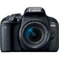 Фотоапарат Canon EOS 800D+Обектив EFs 18-55mm IS + SD 64 GB