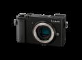Фотокамера Panasonic Lumix DC-GX9 (тяло) - черно
