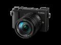 Фотокамера Panasonic Lumix DC-GX9 с обектив 14-140mm f3.5-5.6 Power O.I.S.