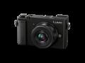 Фотокамера Panasonic Lumix DC-GX9 с обектив 12-32mm f3.5-5.6 MEGA O.I.S