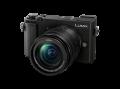 Фотокамера Panasonic Lumix DC-GX9 с обектив 12-60mm f3.5-5.6 Power O.I.S