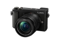 Фотокамера Panasonic Lumix DC-GX9 с обектив 12-60mm f3.5-5.6 Power O.I.S и допълнителна батерия