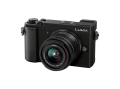 Фотокамера Panasonic Lumix DC-GX9 с обектив 14-42mm f3.5-5.6 MEGA O.I.S.