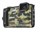 Фотокамера Nikon COOLPIX W300 Camouflage + Водоустойчива раница