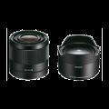 Обектив Sony FE 28mm F2.0 + Свръхширокоъгълен конвертор 0.75x
