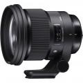Обектив Sigma AF 105mm f1.4 DG HSM Art за Sony FE