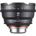 Кино обектив XEEN 16mm T2.6 за MFT