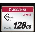 Kарта Памет Transcend CFast 2.0 CFX650 - 128GB
