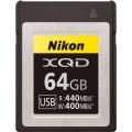 XQD карта памет 64GB Nikon 440MB/s