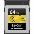 Kарта Lexar Professional CFexpress 64GB Type B