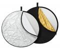 Отражателен диск 5 в 1 -  56 см диаметър
