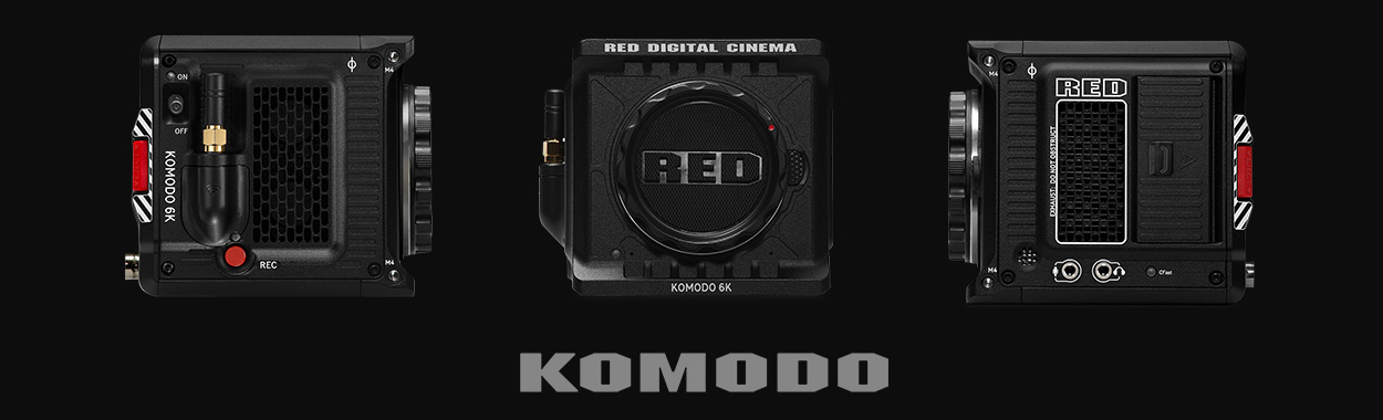Red Digital Cinema - KOMODO 6K